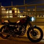 愛車「Kawasaki W800 SE 2012 改」の紹介
