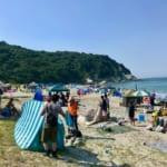 地ノ島海水浴場(和歌山)徹底紹介 & 訪問レポート