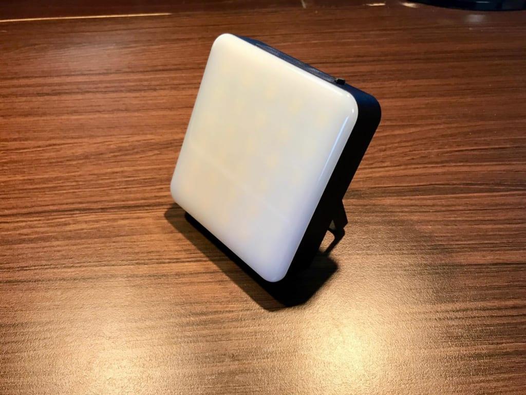 Superway LEDランタン 充電式三色切替 1200Lm 13400mAh 購入レビュー