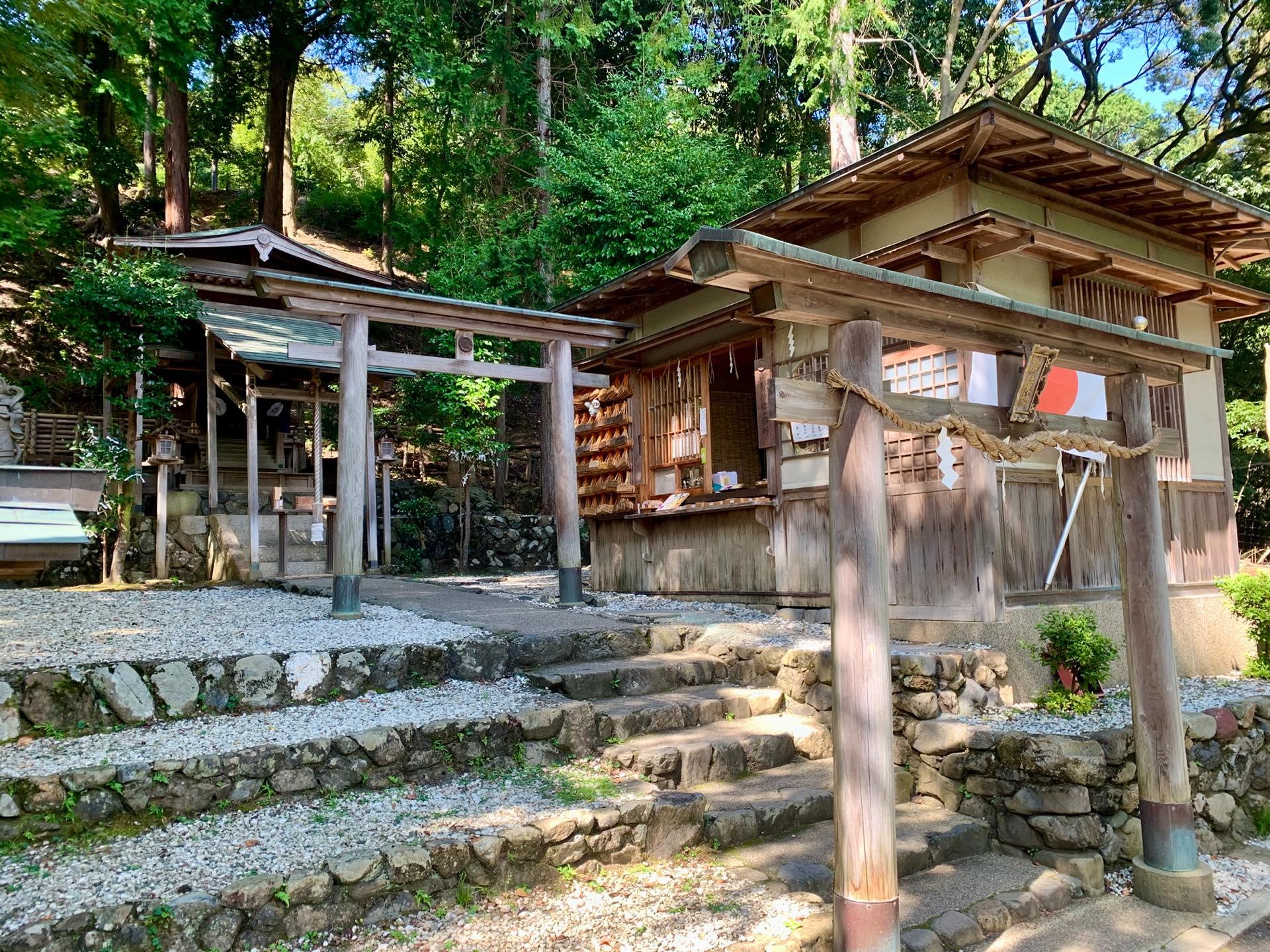 「御髪神社」京都嵐山にある髪の神様へ、ハゲ防止の祈願をしてきた