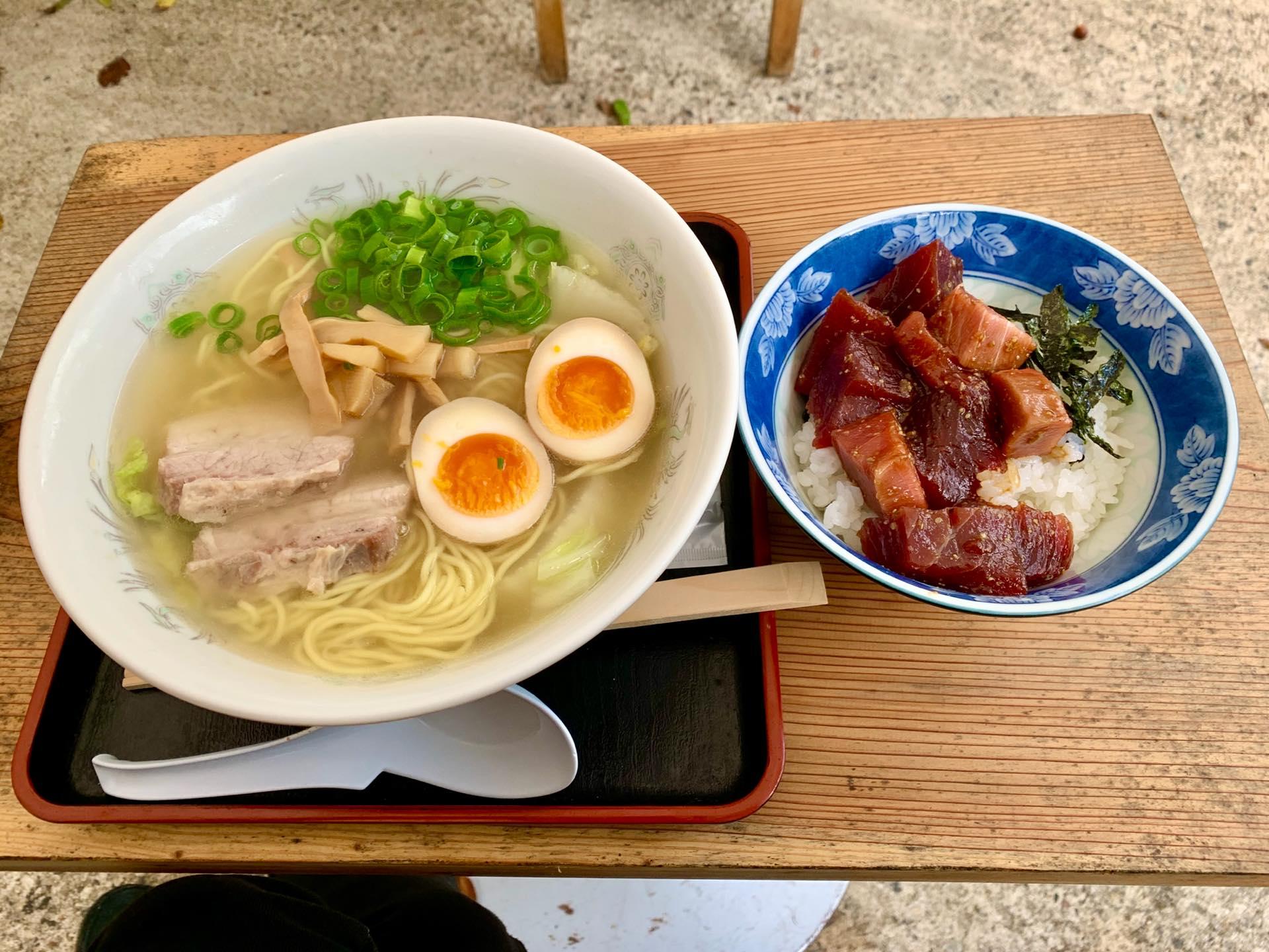 「ラーメン 河」奈良県吉野山中にあるTVでも有名な幻のラーメン屋に行ってきた